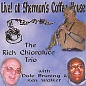 Live! at Sherman's Coffee House de Dale Bruning