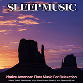Sleep Music: Native American Flute Music For Relaxation, Stress Relief, Meditation, Yoga, Mindfulness, Healing and Sleeping Music de Native American Flute