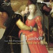 Lambert: Airs de cour von Les Arts Florissants