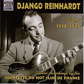 Reinhardt, Django: Django Reinhardt (1938-1939) de Django Reinhardt