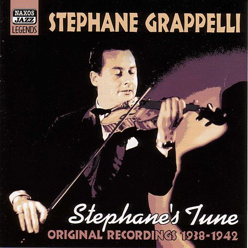 Grappelli, Stephane: Stephane's Tune (1938-1942) by Various Artists