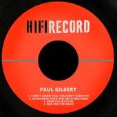Split Personality of Paul Gilbert by Paul Gilbert