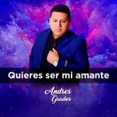 Quieres Ser Mi Amante de Andres Grados