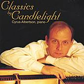 Classics by Candlelight by Cyrus Albertson
