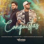 Conquistas - EP 4 (Ao Vivo) de Os Barões Da Pisadinha