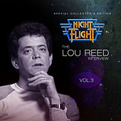 Night Flight Interview by Lou Reed