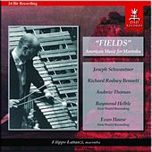 Fields : American Music for Marimba by Filippo Lattanzi