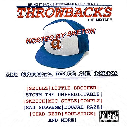 Throwbacks: The Mixtape by Various Artists
