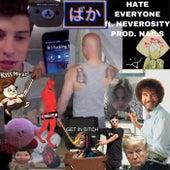 HATE EVERYONE von Nails