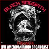 Paranoia (Live) de Black Sabbath