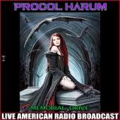 Memorial Drive (Live) de Procol Harum