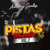 Pistas Musicales Vol.2 de Anthony Santos