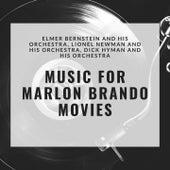 Music for Marlon Brando Movies de Elmer Bernstein