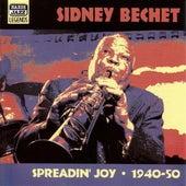 Bechet, Sidney: Spreadin' Joy (1940-1950) by Various Artists