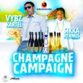Champagne Campaign de VYBZ Kartel
