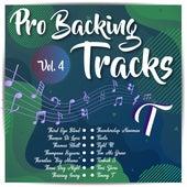 Pro Backing Tracks T, Vol.4 by Pop Music Workshop