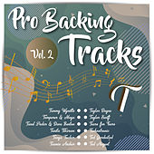 Pro Backing Tracks T, Vol.2 by Pop Music Workshop