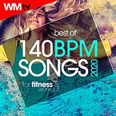 Best Of 140 Bpm Songs 2020 For Fitness & Workout (Unmixed Compilation for Fitness & Workout 140 Bpm / 32 Count) de Workout Music Tv