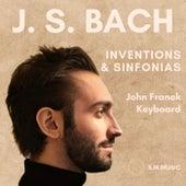 Inventions & Sinfonias von John Franek