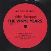 The Vinyl Years by Robbin Thompson