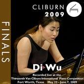 2009 Van Cliburn International Piano Competition: Final Round - Di Wu by Di Wu