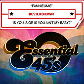 Fannie Mae / Is You Is Or Is You Ain't My Baby? (Digital 45) by Buster Brown