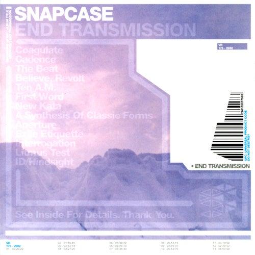End Transmission by Snapcase