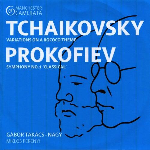 Tchaikovsky: Variations on a Rococo Theme - Prokofiev: Symphony No. 1
