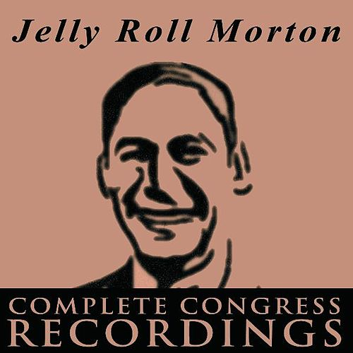 Jelly Roll Morton - The Complete Congress Recordings by Jelly Roll Morton