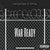War Ready von Ver$eGee