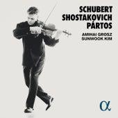 Schubert, Shostakovich & Pártos by Amihai Grosz