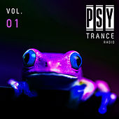 Psytrance Radio, Vol. 01 by Various Artists