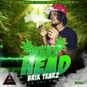 Weed Head by Brik Tearz