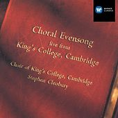 Choral Evensong Live From King's College, Cambridge de Choir of King's College, Cambridge