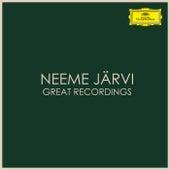 Neeme Järvi Great Recordings de Neeme Järvi