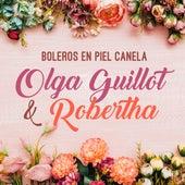 Boleros en Piel Canela by Robertha