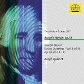Haydn: String Quartets, Vol. 8 von Auryn-Quartet