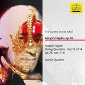 Haydn: String Quartets, Vol. 13 von Auryn-Quartet