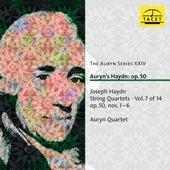 Haydn: String Quartets, Vol. 7 von Auryn-Quartet