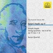 Haydn: String Quartets, Vol. 4 von Auryn-Quartet