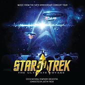 Star Trek: The Ultimate Voyage (Music from the 50th Anniversary Concert Tour) von Czech National Symphony Orchestra