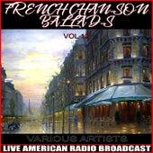 French Chanson Ballads Vol. 12 von Various Artists