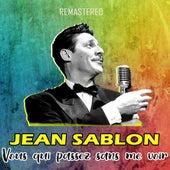 Vous qui passez sans me voir (Remastered) von Jean Sablon