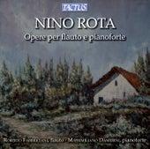 Rota: Opere per flauto e pianoforte by Roberto Fabbriciani