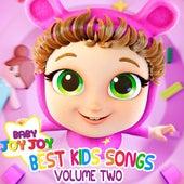 Best Kid Songs, Vol. 2 by Baby Joy Joy