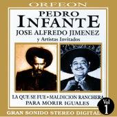 Pedro Infante y Jose Alfredo Jimenez by Various Artists