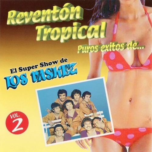 Reventón Tropical Puros Éxitos Vol 2 De.. by Los Vazquez
