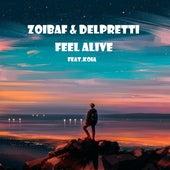 Feel Alive (feat. Koia) by Zoibaf