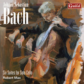 Bach: 6 Cello Suites de Robert Max