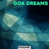 Goa Dreams de Various Artists